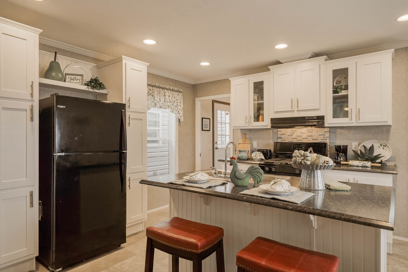 Kitchen Cabinets And Design Eagle River Eagle River Homes | Turning Your Housing Dreams Into Reality